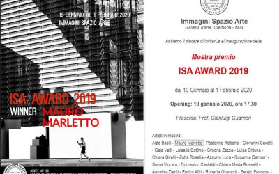 ISA AWARD INTERNATIONAL CONTEMPORARY ART PRIZE